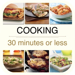 Cooking Recipes - 30 minutes or less