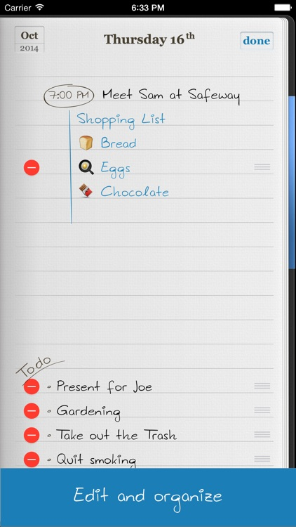 Everyday Notes screenshot-2