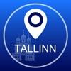 タリンオフライン地図+シティガイドナビゲーター、アトラクションとトランスポート