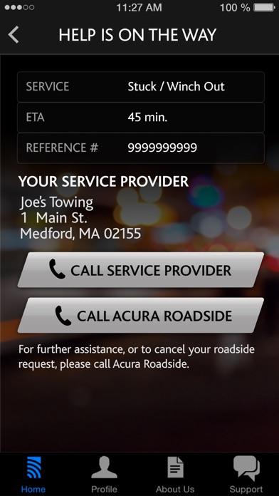 Acura Roadside Assistance >> Acuralink Roadside Assistance Apprecs