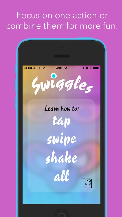 Swiggles - A fun and simple game for toddlers screenshot-4