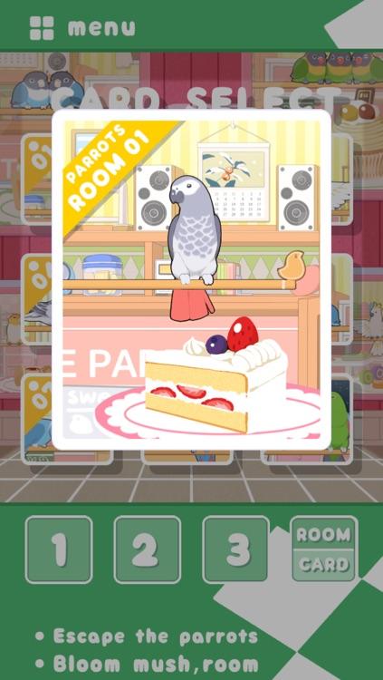 Parrots Escape screenshot-4