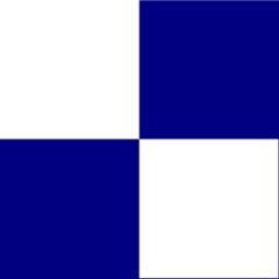 Blue Piano Tiles