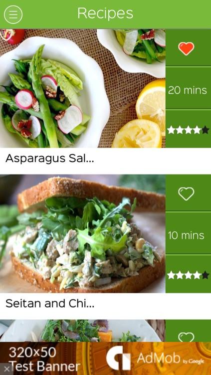 Best Salad Recipes screenshot-3