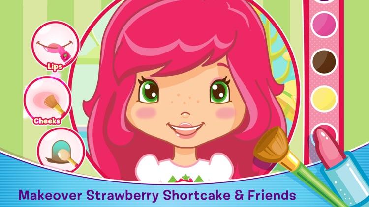 Strawberry Shortcake Berry Beauty Salon: Be My Valentine! screenshot-0