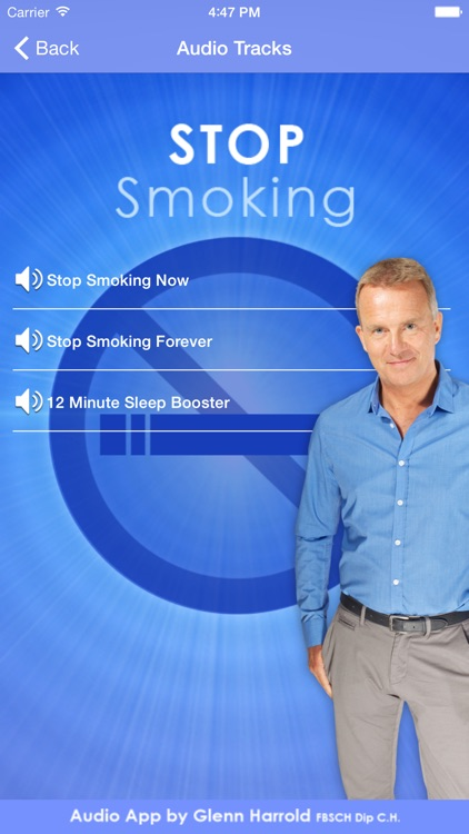 Stop Smoking Forever - Hypnosis by Glenn Harrold