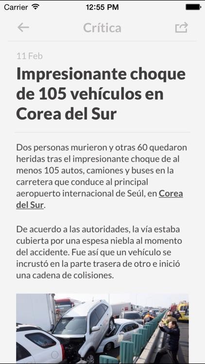 Periódicos PA - Los mejores diarios y noticias de la prensa en Panamá screenshot-3