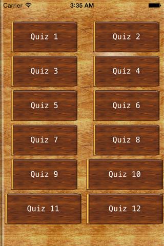 Japanese Vocabulary Builder 1 Free screenshot 2