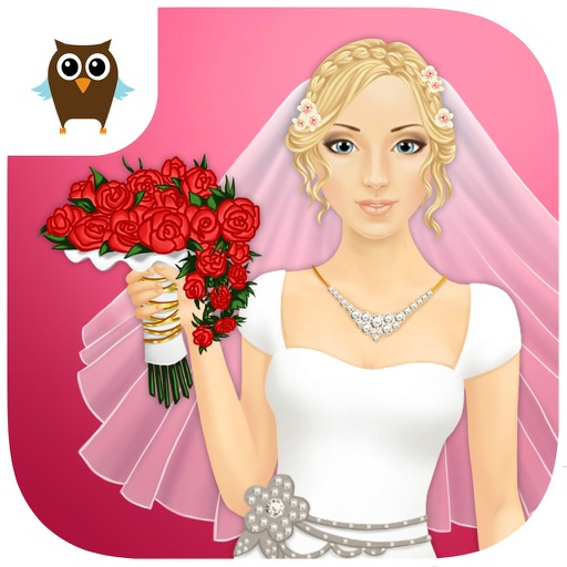Dream Wedding Day - Bride Beauty Makeover, Dress Up and Garden Party (No Ads)