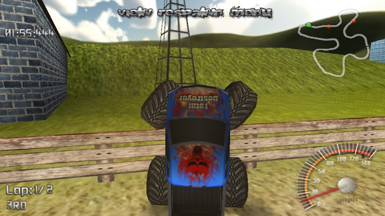 Monster Truck Lite screenshot-3