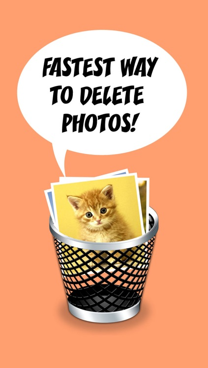 iDelete - Fastest way to delete photos