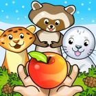 Zoo Playground - Educational games with animated animals for kids icon