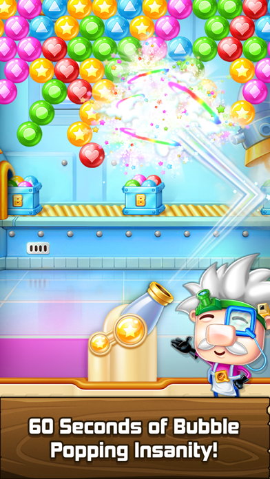 Bubble Blitz screenshot one
