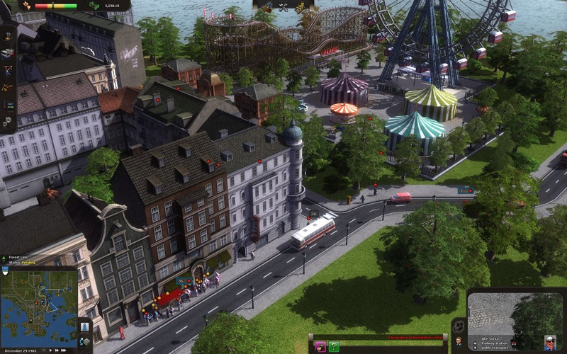 Cities in Motion Collection Screenshots