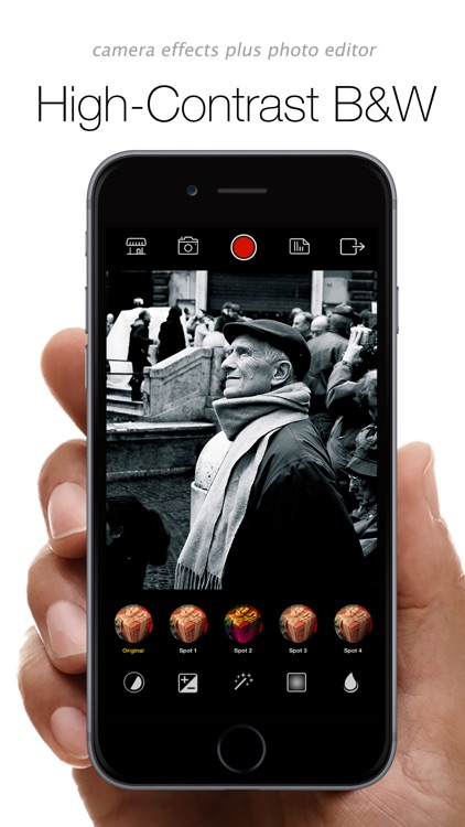 Pro Camera FX 360 Plus - Best Photo Editor and Stylish Camera Filters Effects screenshot-4