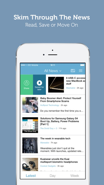 Gadget News - Reviews, Videos and Rumors for Gadgets Lovers - Newsfusion screenshot-3