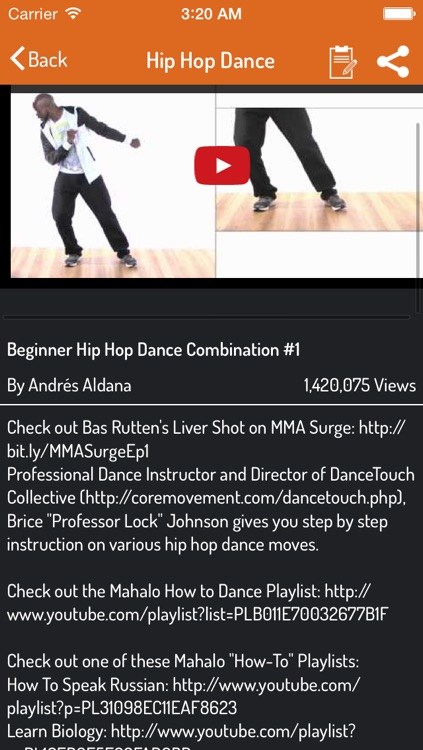 How To Dance - Hip Hop, Break Dance, Belly, Jazz, Salsa and more screenshot-3