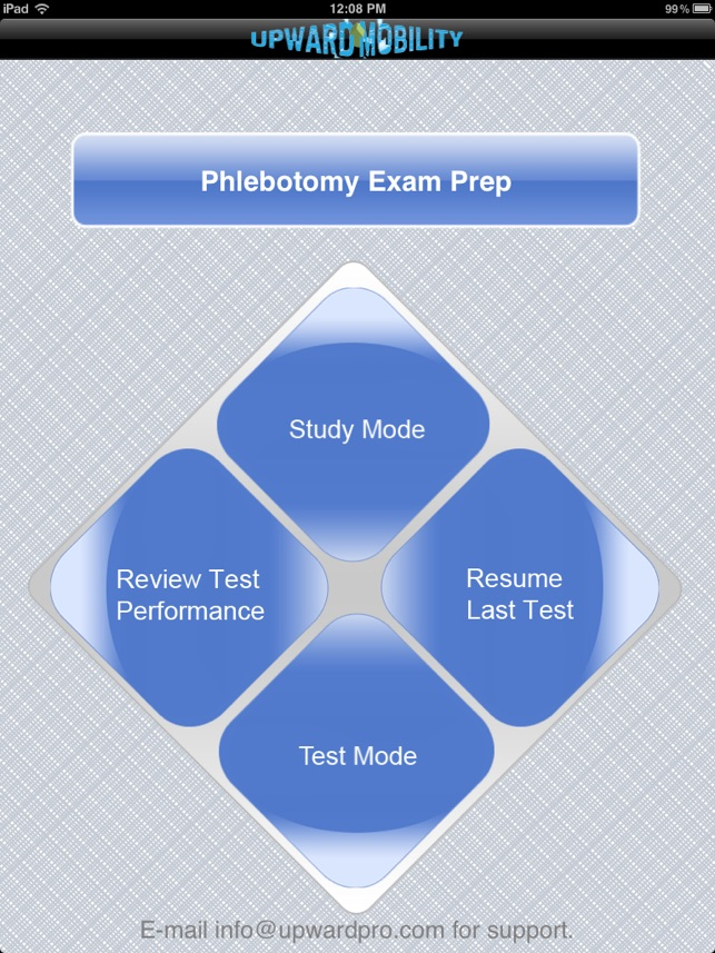 Certified Phlebotomy Tech Exam Prep On The App Store