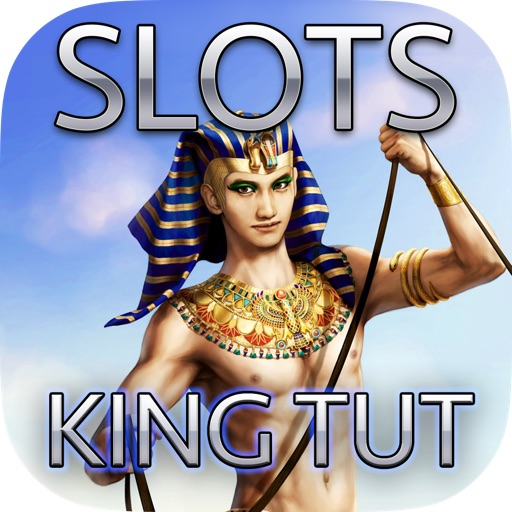 Slots – King Tut's Magic Curse HD icon