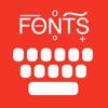 Fresco Fuentes para Teclado de iOS 8 – mejores fuentes y textos con estilo en el teclado para iPhone, iPad, iPod