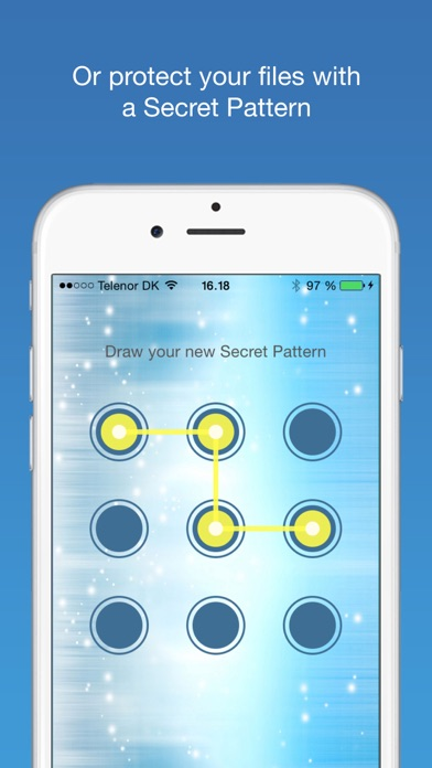 Finger-Print Camera Security with Touch ID & Secret Pattern Unlock Protect-ionのおすすめ画像4