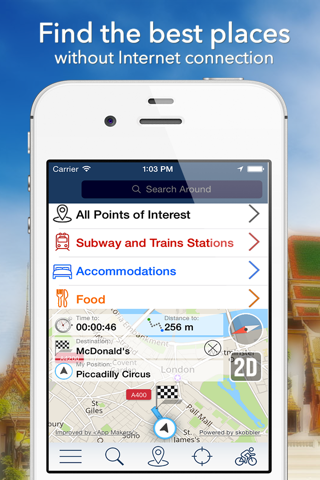 Turkey Offline Map + City Guide Navigator, Attractions and Transports screenshot 2