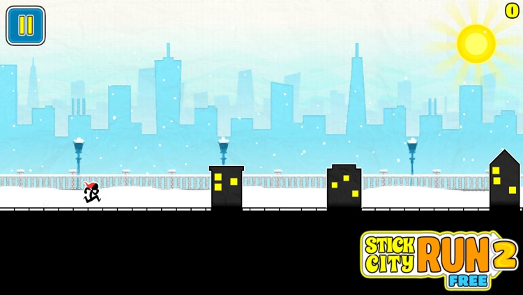 Stick City Run 2 Free By Lettu Games screenshot-4