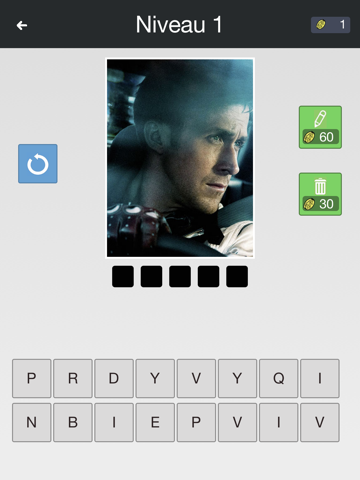 Movie Quiz - Cinema, guess what is the movie!-ipad-1