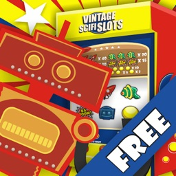 Vintage Scifi Slots Free