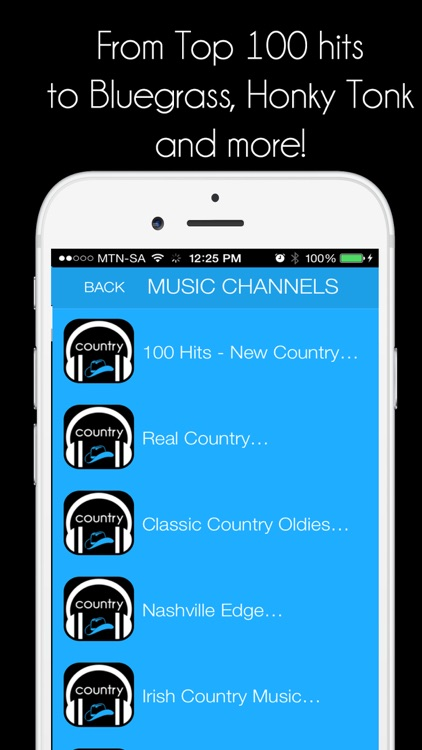 My Country Music Radio FREE screenshot-4