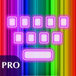 AwesomeKey Pro ™ color theme keyboard for iOS 8