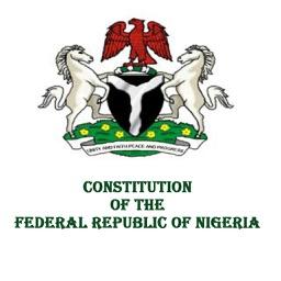 Nigerian Constitution 1