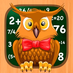 Math Master - education arithmetic puzzle games, train your skills of mathematics