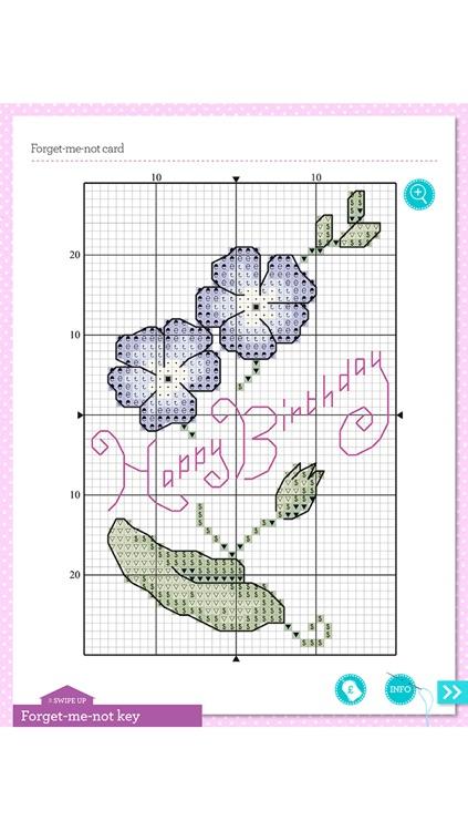 Best ever cross stitch – cross stitch patterns chosen for you screenshot-3