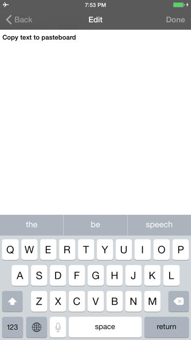 Easy CopyPaste screenshot