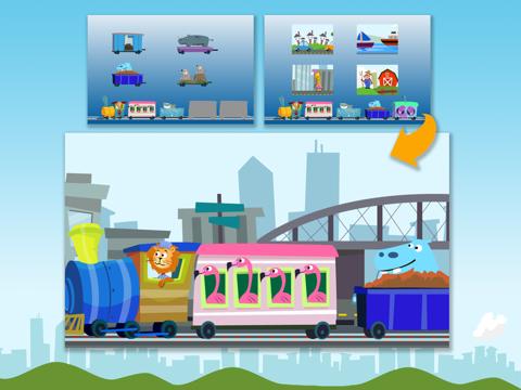 動物園トレイン (Zoo Train)のおすすめ画像4