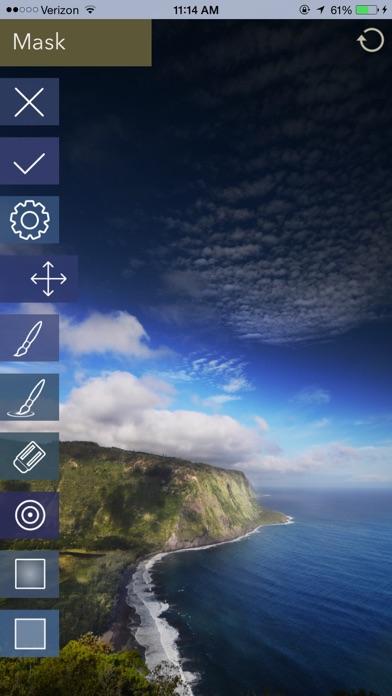 Screenshot #10 for Filterstorm Neue