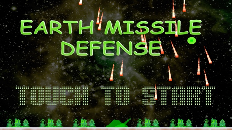 The Last Earth Missile Defense Game