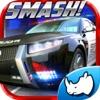 Real Cop Smash Racing