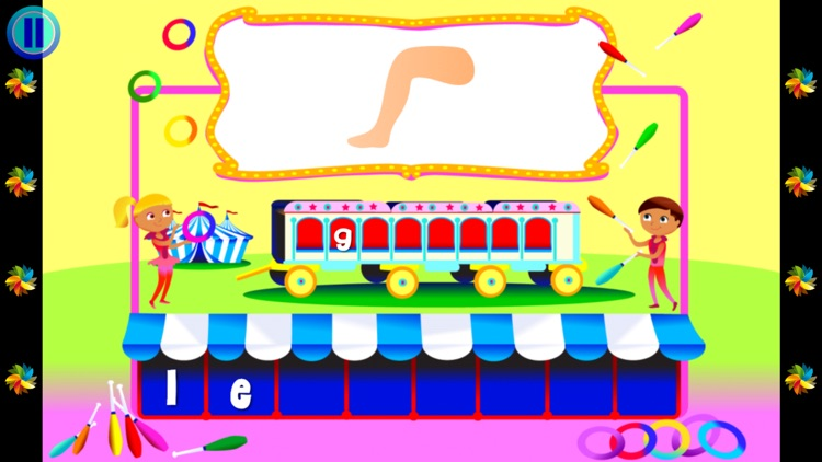Wee Kids Letters & Words screenshot-0