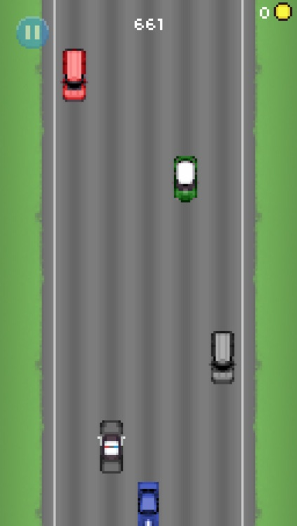 Pixel Cars : Retro Racing