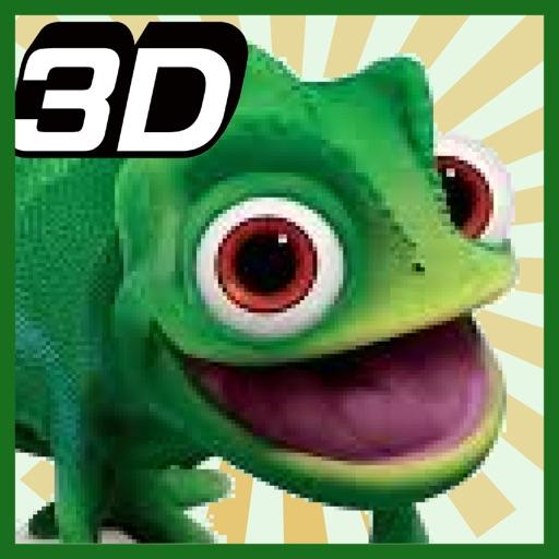 Lizard Run 3D: Speed Dash