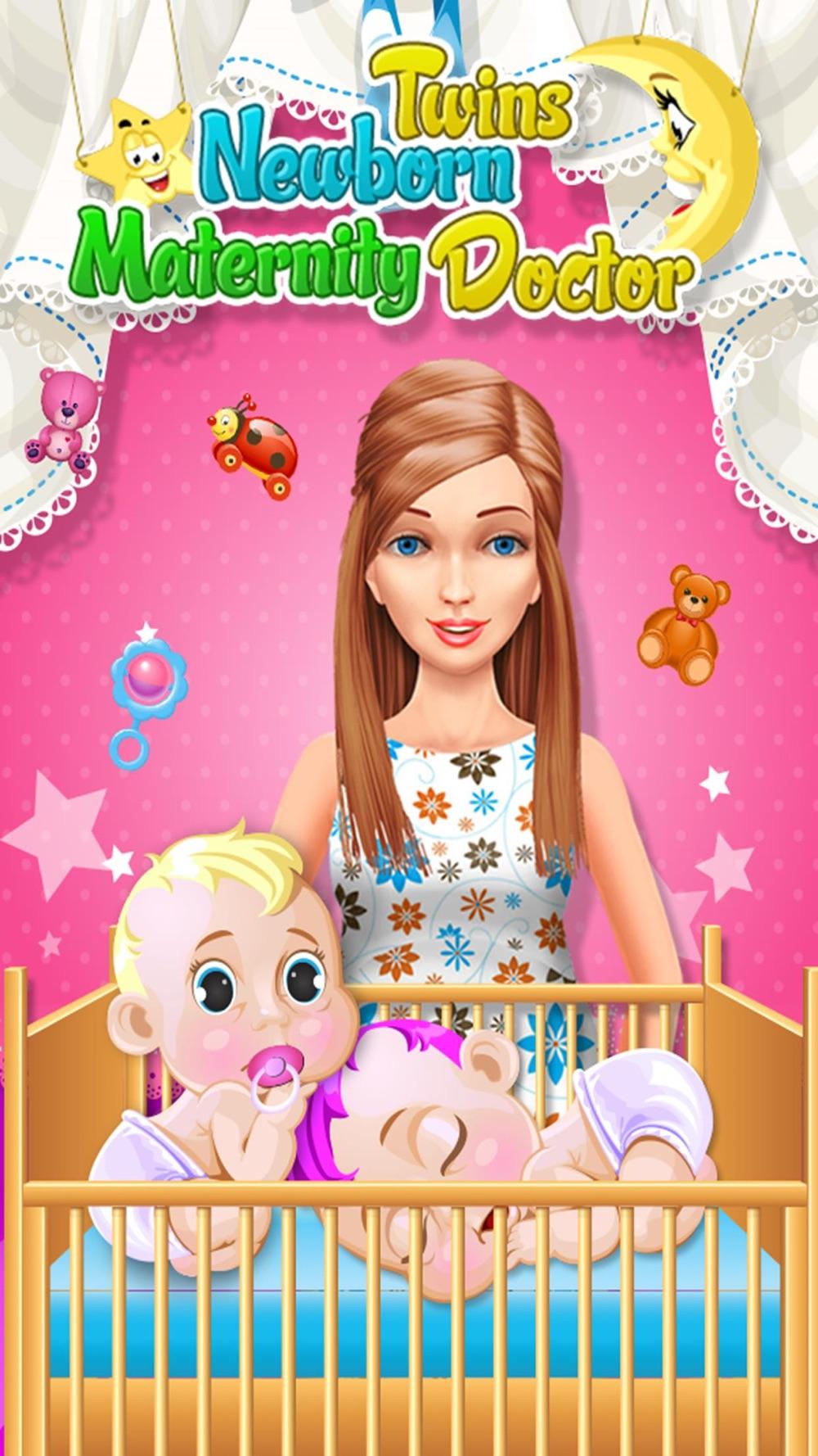 Newborn Twin Baby Maternity Doctor Free Kids Games hack tool
