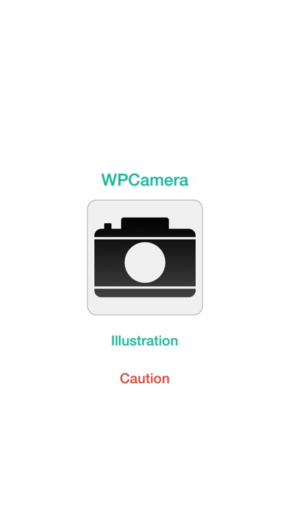 WPCamera - camera app can shoot wallpaper for Motion Effect.