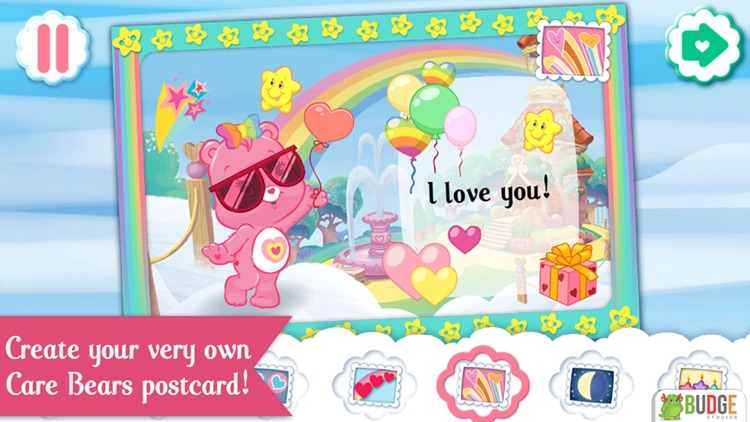 Care Bears - Create & Share! Free screenshot-0