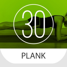 30 Day Plank Challenge for a Strong Core