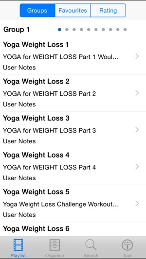 yoga weight loss workouts on the app store