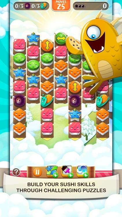Sushi Mushi screenshot-0