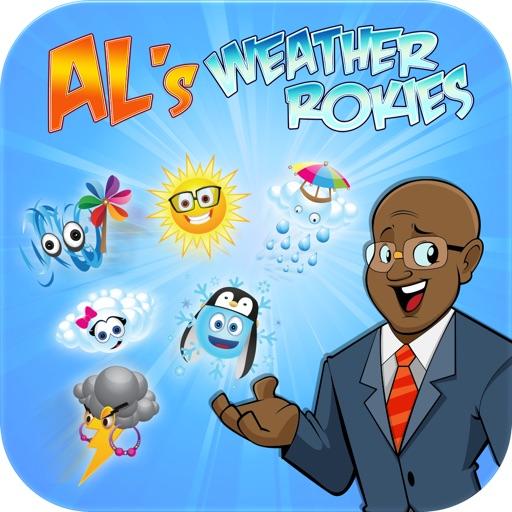 Al Roker Releases iOS exclusive Al's Weather Rokies App