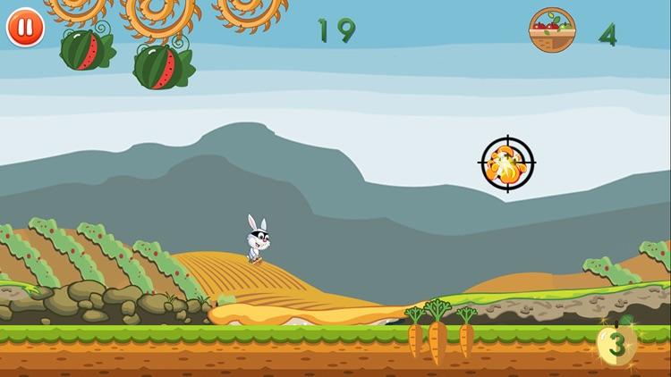 Robber Rabbit Run screenshot-0